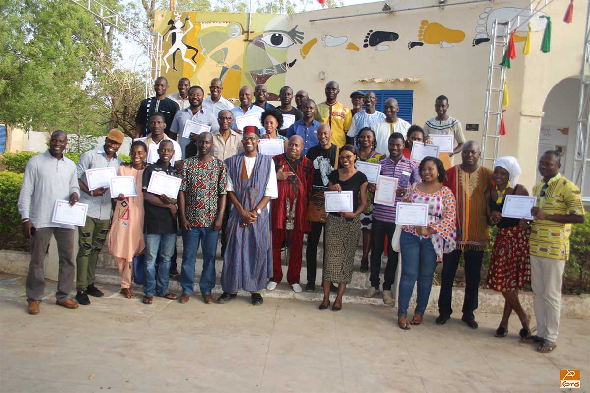 art education centre culturel kore segou