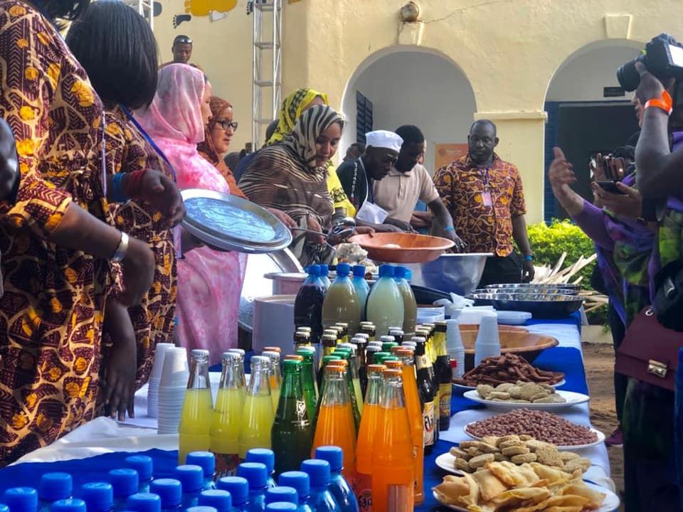 Rencontres Communautaires de la Caravane Culturelle pour la Paix autour de la gastronomie du nord et du sud du Mali