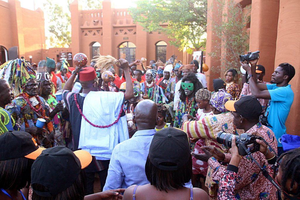 célébration des 10 ans du Centre Culturel Kôrè