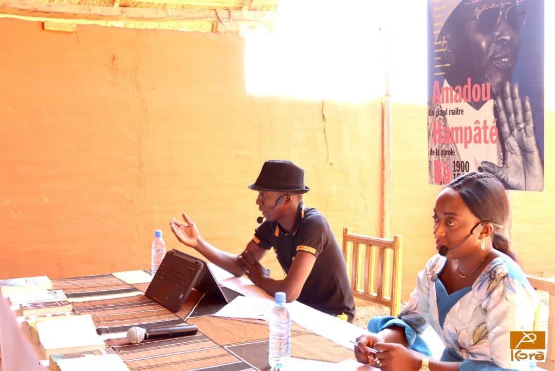 Hommage à Amadou Hampâté Bâ