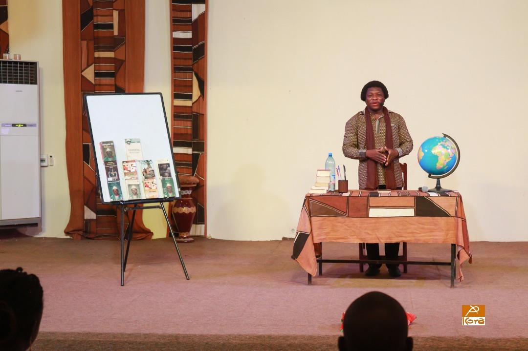 Soirée de contes en hommage à Amadou Hampaté Bâ